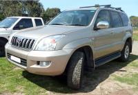 ST / Toyota Land Cruiser Prado EDN